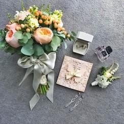By Kate - пригласительные на свадьбу в Киеве - фото 4