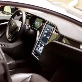 TESLA Model S90d - авто на свадьбу в Киеве - портфолио 6