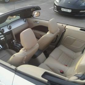 FORD MUSTANG GT Cabriolet - авто на свадьбу в Киеве - портфолио 3