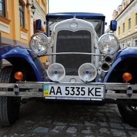 CADILLAC Al Capone - авто на свадьбу в Киеве - портфолио 2
