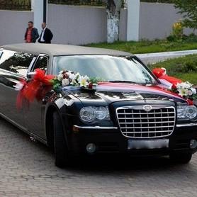 CHRYSLER 300С - авто на свадьбу в Киеве - портфолио 2