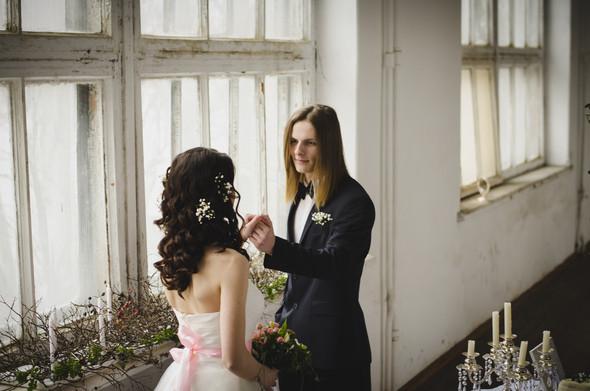 История любви Альбина и Марк - фото №4