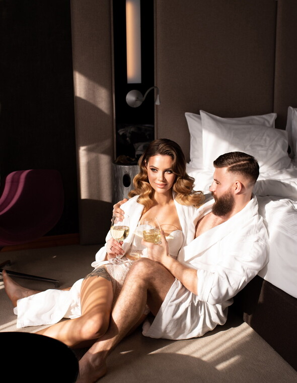 история любви:Александр и Дарья - фото №1