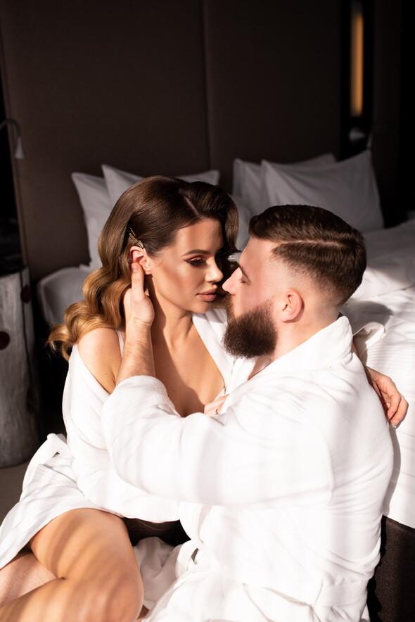история любви:Александр и Дарья - фото №2