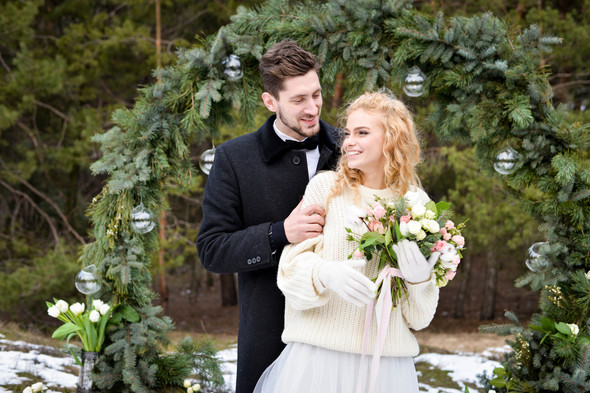 История любви Сергей и Екатерина - фото №66