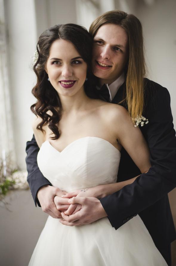История любви Альбина и Марк - фото №11