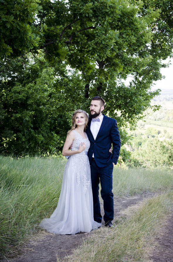 История любви Дарья и Олег - фото №5