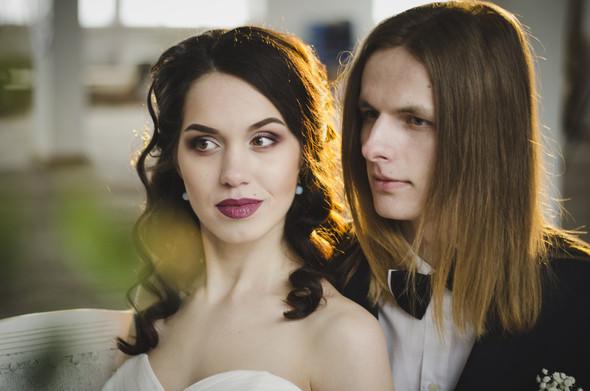 История любви Альбина и Марк - фото №14