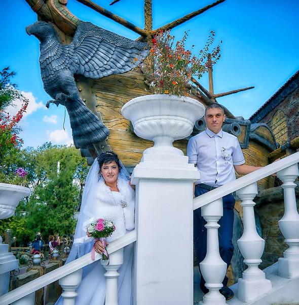 Инна и Алексей - фото №20