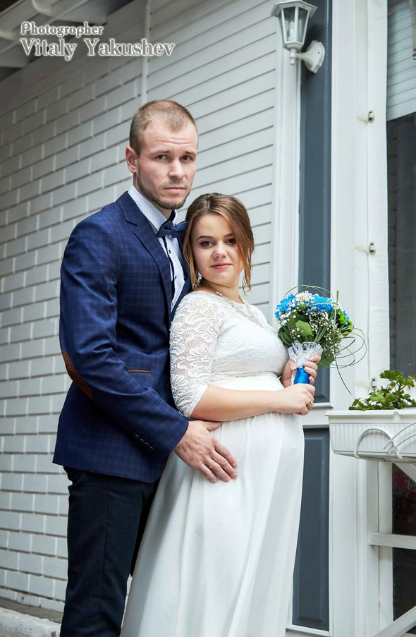 Юля и Максим - фото №21