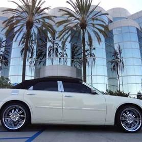 Chrysler 300C cabrio  - портфолио 2