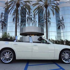 Chrysler 300C cabrio  - портфолио 4