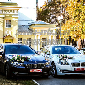 BMW 528i - авто на свадьбу в Харькове - портфолио 5