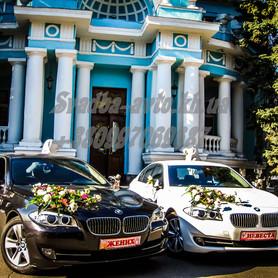 BMW 528i - авто на свадьбу в Харькове - портфолио 6