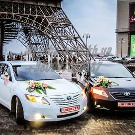 Toyota Camry - авто на свадьбу в Харькове - портфолио 1