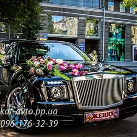 Rolls-Royce Phantom - авто на свадьбу в Харькове - портфолио 3