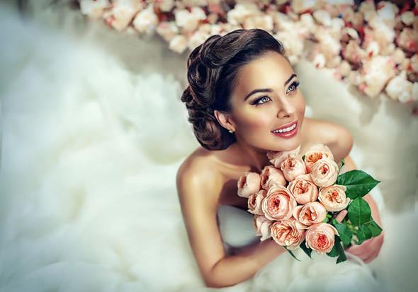 Свадебные моменты - фото №2