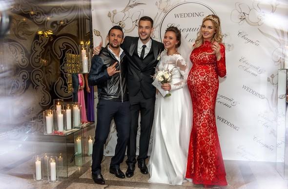 Свадебные моменты - фото №15