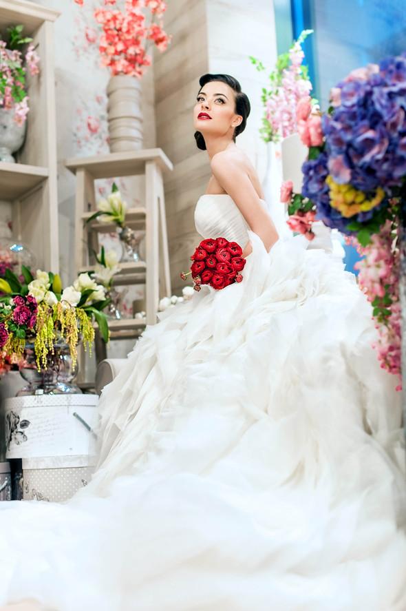Свадебные моменты - фото №1