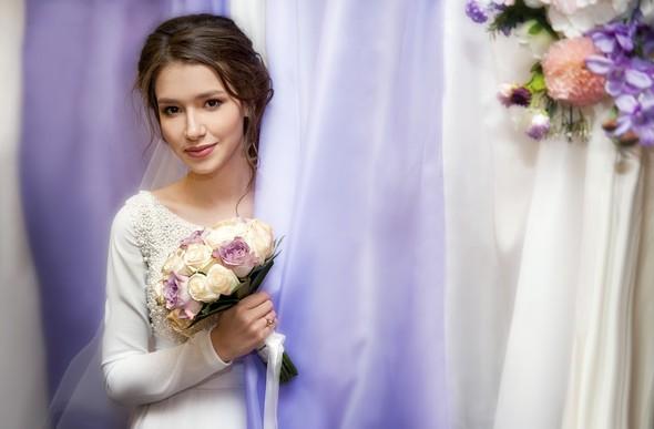 Свадебные моменты - фото №8