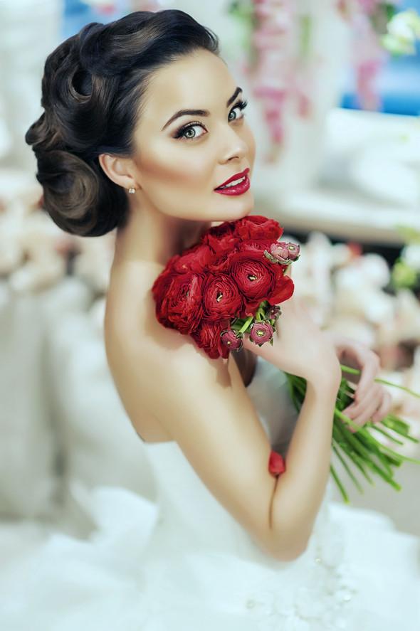 Свадебные моменты - фото №6