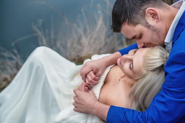 Свадебные моменты - фото №9