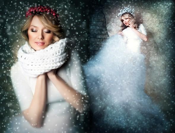 Свадебные моменты - фото №13