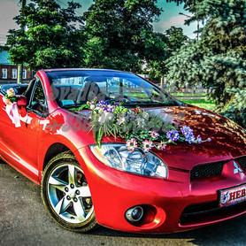 Mitsubishi Eclipse - авто на свадьбу в Харькове - портфолио 1