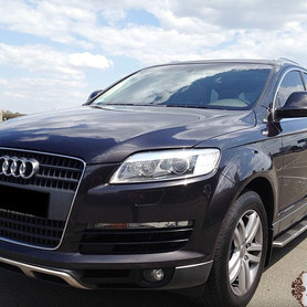 Audi Q7   - портфолио 1