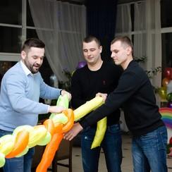 Дуэт ведущих Александра Кузнецова и Максим Рыжевол - фото 4