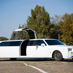Rolls Royce - авто на свадьбу в Одессе - портфолио 1