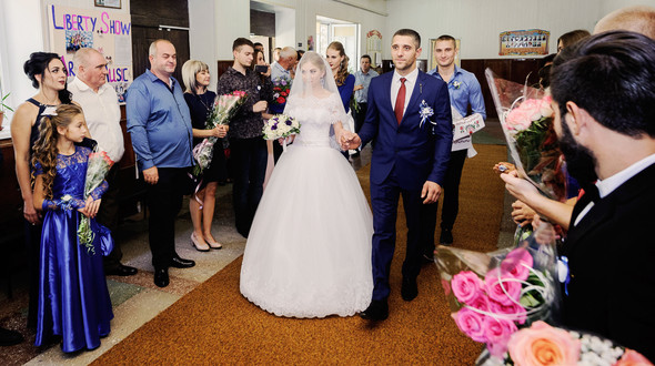 Ксюша и Сергей - фото №28