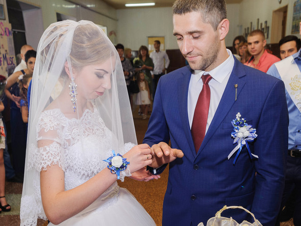 Ксюша и Сергей - фото №29