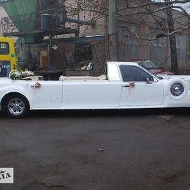 Excalibur Cabriolet - авто на свадьбу в Одессе - портфолио 2