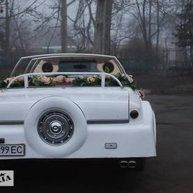 Excalibur Cabriolet - авто на свадьбу в Одессе - портфолио 4