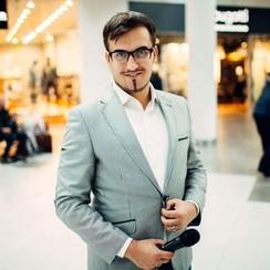 Назар Голоджун - ведущий в Львове - фото 2