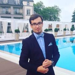 Назар Голоджун - ведущий в Львове - фото 3