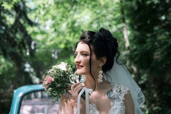 Свадебная фотосессия в студии Play - фото №6