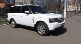 Range Rover Vogue  - портфолио 1