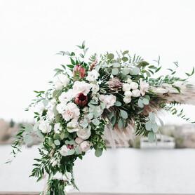 Сирень.Декор - декоратор, флорист в Киеве - портфолио 5