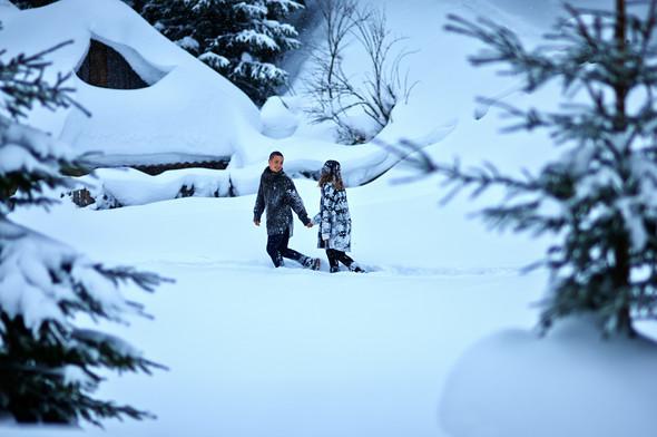 там где зима... - фото №63