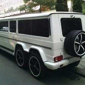 Mercedes-Benz G500 КУБІК  - портфолио 3