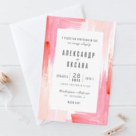 beloved.cards - пригласительные на свадьбу в Львове - портфолио 5