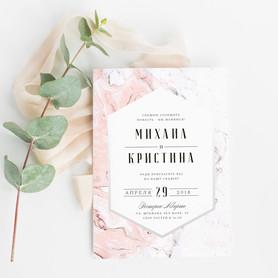 beloved.cards - пригласительные на свадьбу в Львове - портфолио 1