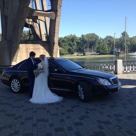 Maybach 57S - авто на свадьбу в Днепре - портфолио 1