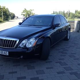 Maybach 57S - авто на свадьбу в Днепре - портфолио 3