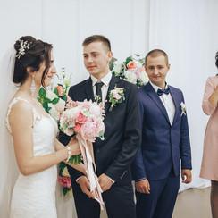 Наталья Ницак - выездная церемония в Полтаве - фото 3