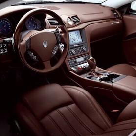 Maserati Quattroporte - авто на свадьбу в Днепре - портфолио 2
