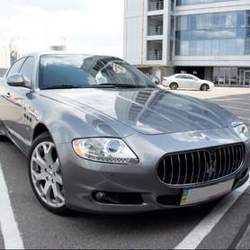 Maserati Quattroporte - авто на свадьбу в Днепре - портфолио 1