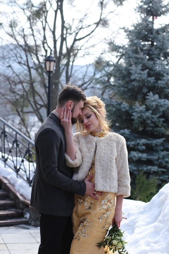 Свадьба Ксении и Анатолия - фото №9